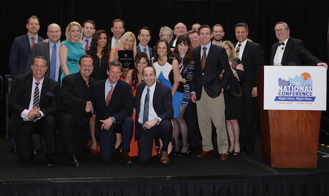 SVN Conference Award Photo